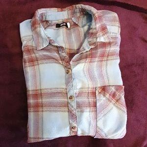 Urban Outfitters Boyfriend Style Flannel